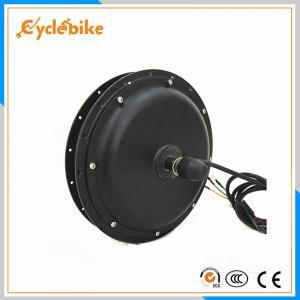 Brushless Gearless Dc Electric Bike Hub Motor , Electric Bicycle Wheel Motor 36v 500w Manufactures