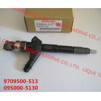 Quality DENSO Common rail injector 095000-5130, 095000-5135 for NISSAN X-TRAIL 16600-AW400, 16600-AW401 for sale