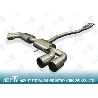 Quality Dia 76mm Welding Titanium Pipe Auto Accessories Down Pipe ASTM B862 for sale