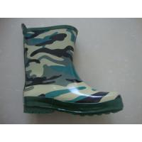 China children's jelly rain boots shoes on sale