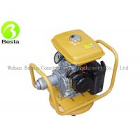 5.5HP Motor Power Concrete Vibrator Needle 26KG Gross Weight With Gasoline Motor Manufactures