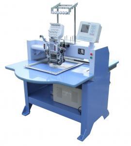 Flat / Cap DFT - D Single Head Embroidery Machine Large Computer Life Long