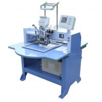 Quality Flat / Cap DFT - D Single Head Embroidery Machine Large Computer Life Long for sale