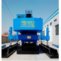 ZYS static  hydraulic pile driver Manufactures