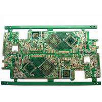 Buy cheap 4-10 Layers FR4 ENIG/HASL/OSP HDI Printed Circuit Boards With Blind&Burried holes from wholesalers