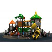 Children imported LLDPE outdoor playground equipment for park 1120*860*640CM Manufactures