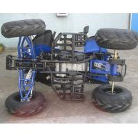 150CC 5.5kw 4 Stroke 1 Cylinder Youth Racing ATV With Automatic Clutch Manufactures