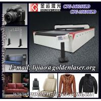 Flatbed Laser Cutter Soft Leather Patterns Manufactures