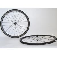 DT350S Tubeless Carbon Road Bike Wheels Durable With Sapim CX Ray Spokes Manufactures