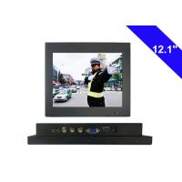 Buy cheap Surveillance CCTV LCD Monitor HD SECAM Color System 800X600 Resolution from wholesalers
