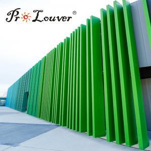 Modern Design Durable Aluminum Box Louver,Architectural exterior window Manufactures