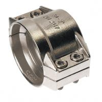 DIN2817 Stainless Steel Hose Clamps EN14420-3 Standard Casting Technology Manufactures