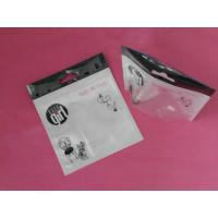 Quality Non - Leakage PET / VMPET / PE Polythene Grip Seal Bags for sale