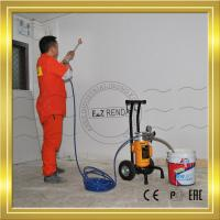 Easy carrying Electric Airless Paint Spraying Machine With Diaphragm Type Manufactures