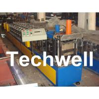 Steel Stud and Track Cold Roll Forming Machine For Light Steel Structure Truss Manufactures