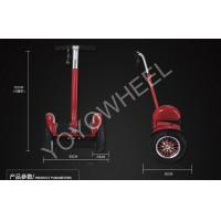 Red self balance scooter Manufactures