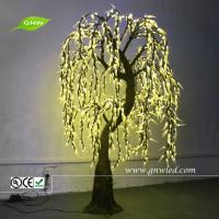 GNW tr268 Outdoor Led Tree Lights Yellow Willow trees branch for gifts GNW tr268 Manufactures