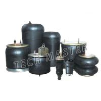 Black Truck Air Springs Bag Firestone Suspension Bellow Parts Neutral Cartons Packing Manufactures
