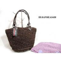 Straw Bag (SANSEA1438) Manufactures