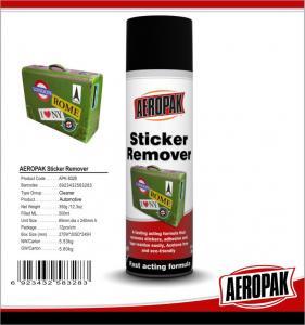 China Car Window / Paste Sticker Remover Spray on sale