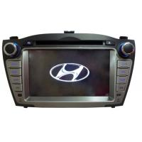 China FM, AM 3G USB AMP 6 CDC, PIP, Steering Wheel Hyundai IX35 DVD Player For Vehile Series ST-8701 on sale