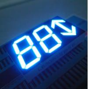 Custom Arrow 3 Digit LED Seven Segment Display For Elevator Position Indicator 0.8 Inch Manufactures