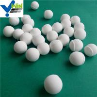China highly wear resistant activated alumina ceramic ball suppliers on sale