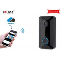140 Degree Wireless WiFi Doorbell Camera HD 720P GC1054 CMOS Sensor Night Vision Manufactures