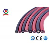 Single Core Solar Cable 6mm2 Manufactures