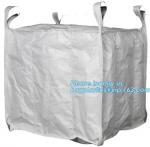 Totally virgin pp material 1 ton woven jumbo big bags FIBC big bag for sand,High