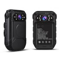 China Android System Support Body Worn Camera 4G WIFI GPS Function With Night Vision on sale