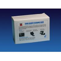CR80 Cleaning Card ATM Cleaning Kit Compatible With Card Printer Machine Manufactures
