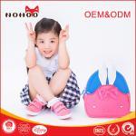Kawaii Pink Toddler Book Bag , Rabbit Neoprene Mini Kids School Waterproof Book Bag For Baby Girls Manufactures