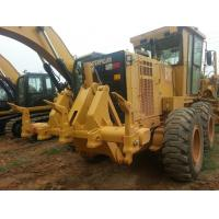 China 140k used cat motor grader for sale/14g 12g 140h motor grader for sale on sale