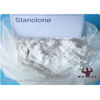 Synthetic Anabolic Steroid Powder , Androstanolone Powder For Muscle Buliding CAS 521-18-6 Manufactures