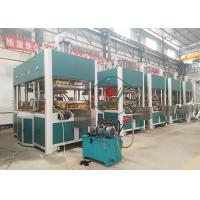 Eco Friendly Molded Pulp Machine / Fully Automatic Industrial Packing Line Manufactures