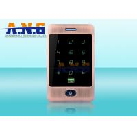 Outdoor IP65 Metal Waterproof Access Control With Keypad Of Password Manufactures