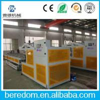 China PVC PE PP plastic pipe belling machine on sale