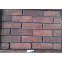 Low water absorption artificial brick for outdoor wall thickness 11,15mm Manufactures