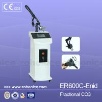 China Magic Fractional Co2 Laser Machine CE Medical Approved With 10.6 Microns Wavelengths on sale