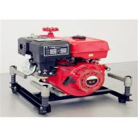Low Pressure Special Vehicles Hand Start Fire Pump φ65mm Inlet Pipe Diameter Manufactures