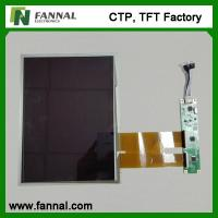 China TFT LCD touch screen EXC205442TAG controller IC capacitive touch screen on sale