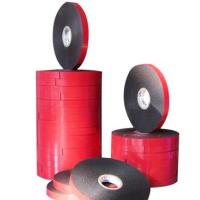Red Acrylic Foam Tape Liner Release Material PE Material For Decoration Manufactures