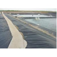 2mm dam liner HDPE plastic geomembrane Manufactures