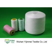 Low Shrinkage Polyester Industrial Sewing Threads With TFO Or Ring Spun Technics Manufactures