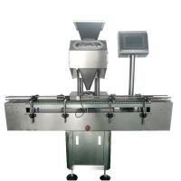 China Automatic 8 Passageway Capsule Counting Machine , Tablet Counting Device on sale