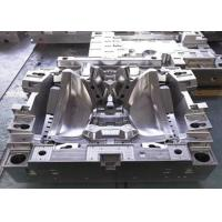 S136 Steel Large Plastic Molds , Prototype And Plastic Mold For Automotive Lamp Manufactures