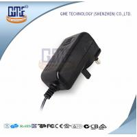 AC DC Universal Power Adapter 12V 2A , Wall Power Adapter UK Plug Manufactures