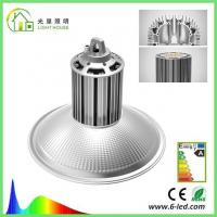 Commercial 100W LED High Bay , Cree LED High Bay 120 lm / w For Pharmaceutical Warehouse Manufactures