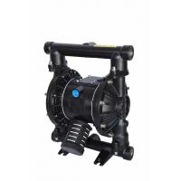 Portable Air Driven Double Diaphragm Pump For Chemical Petrochemistry Manufactures